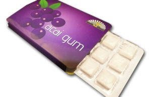 acai supplement gum