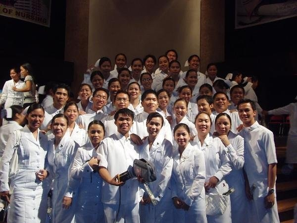 do nursing